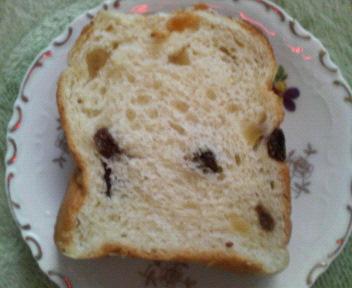 冷やして食べるパン